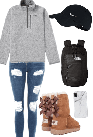 day at school series outfit #17