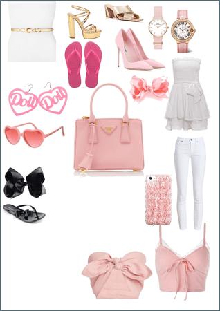 Bag Pink 1