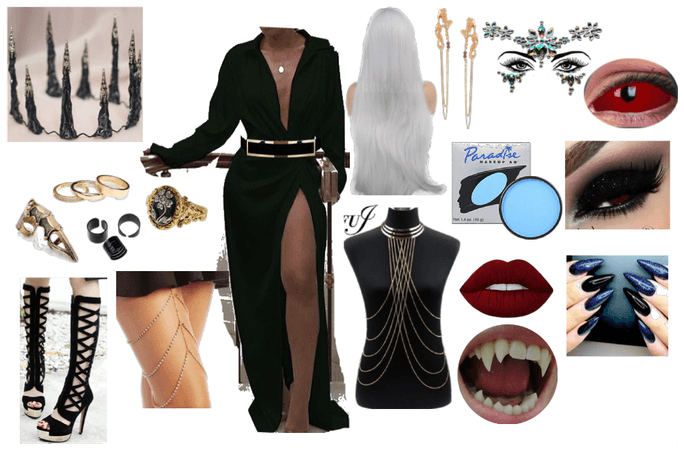 Queen Fem Hades