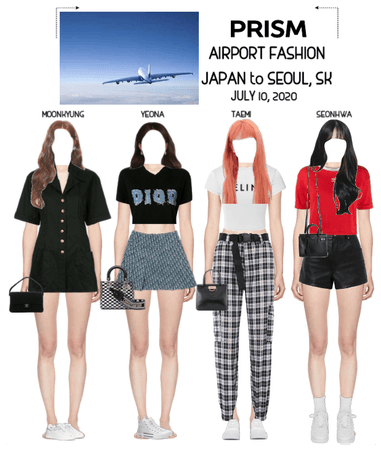 {PRISM} Airport Fashion