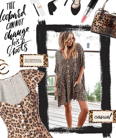 Leopard Print Perfection