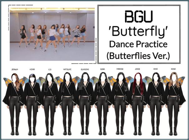 BGU 'Butterfly' Dance Practice (Butterflies Ver.)