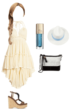 Dubai Traveler Dress