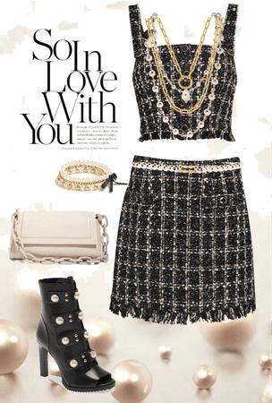 Pearls and Tweed