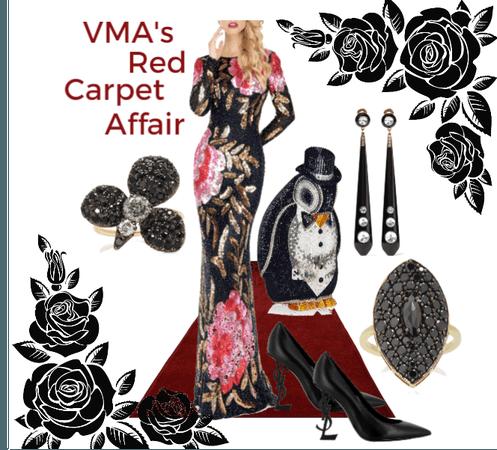 VMA's Red Carpet