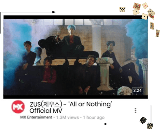 Zus//'All or Nothing' Official MV