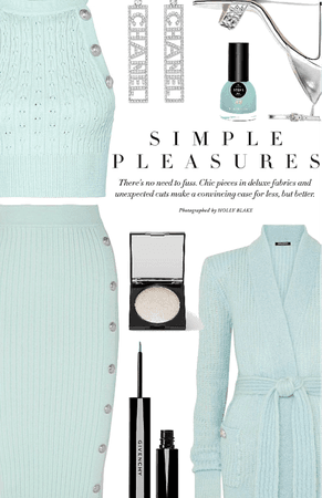 mint monochrome