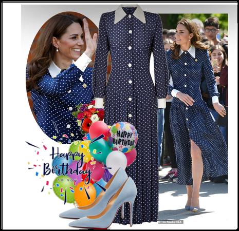 Happy Birthday Princess Kate