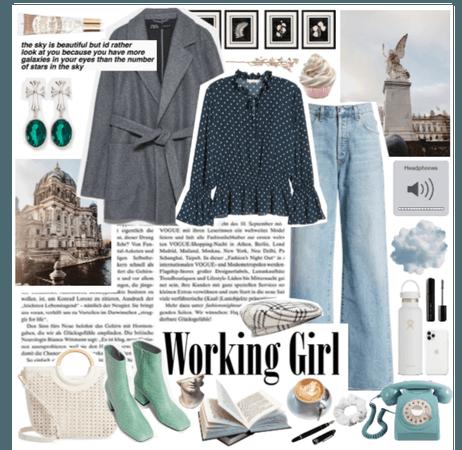 009 - working girl