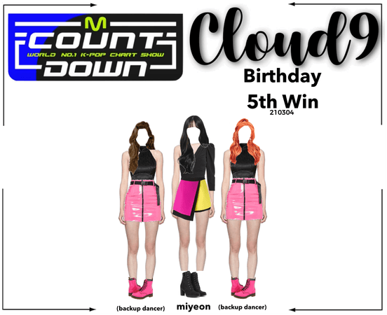 Cloud9 (구름아홉) | Birthday 5th Win | 210304