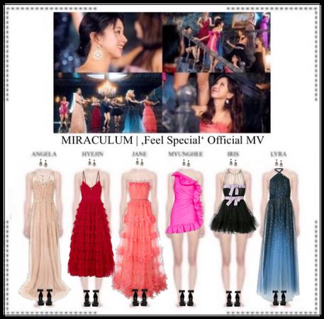 (미랔울움) MIRACULUM - [𝙈𝘾𝙈] 'Feel Special' Official MV