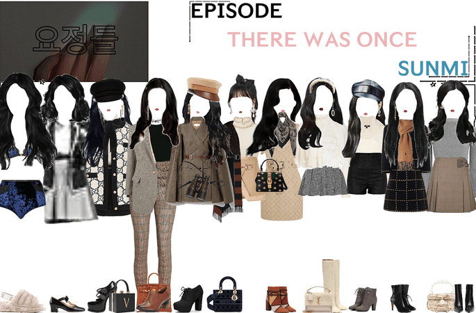 FAIRYTALE EPISODE 3: THERE WAS ONCE | SUNMI SCENES