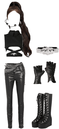 """ITZY//Itzy """"In the morning"""" inspired outfit"""
