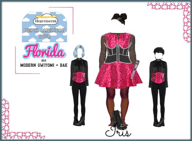 Heavenscent N. American Tour | Florida Iris
