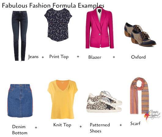 Fabulous fashion formula
