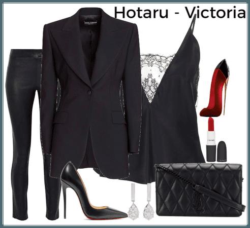 Hotaru-Victoria Outfit 1