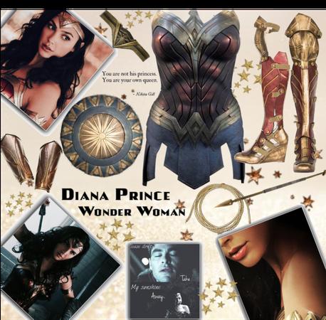 Wonder Woman | Diana Prince | #wonderwoman