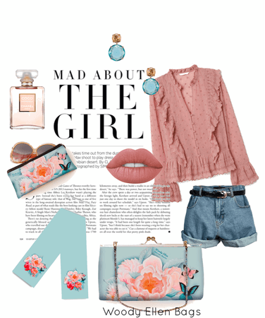 Mad about a girl