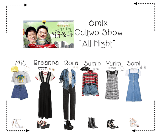 《6mix》Cultwo Show