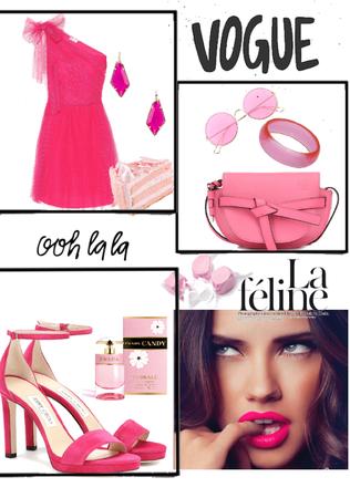Pink Tentation