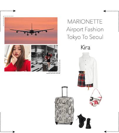 MARIONETTE (마리오네트) Kira Heading To Seoul