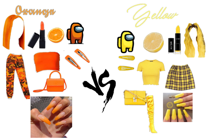 yellow or Orange???