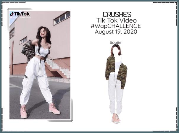 Crushes (호감) [Soojin] Tik Tok Challenge