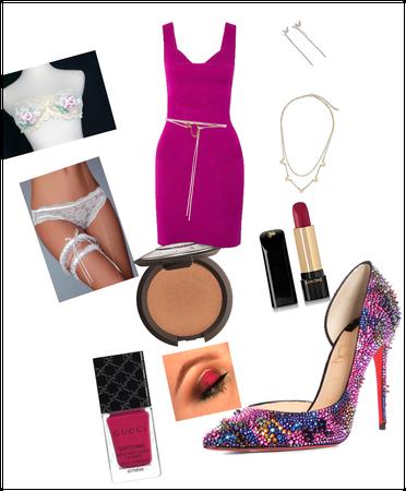 Pink Ladies Night