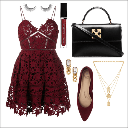 Burgundy Style