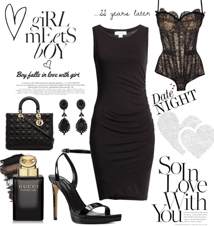 Date Night Sexy in Black