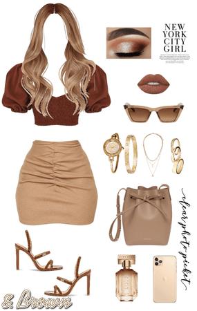 brown summer 🤎