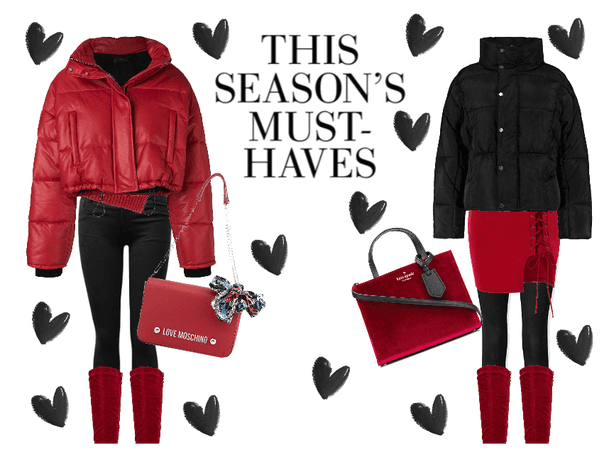 Puffer/Padded Jacket Trend