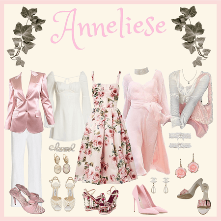 THE PRINCESS AND THE PAUPER: ANNELIESE
