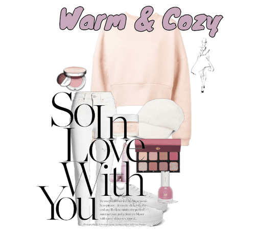 Warm & Cozy Pink style