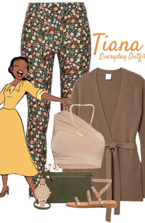 Tiana | Everyday Outfit