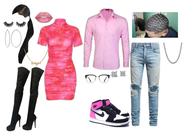 barbie and ken outfit