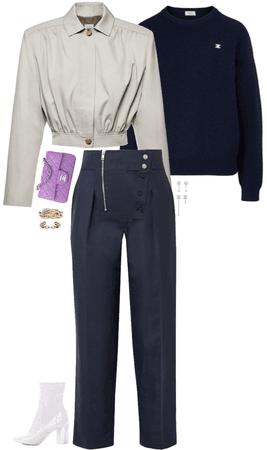 parisienne violette