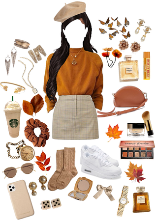 brown fall