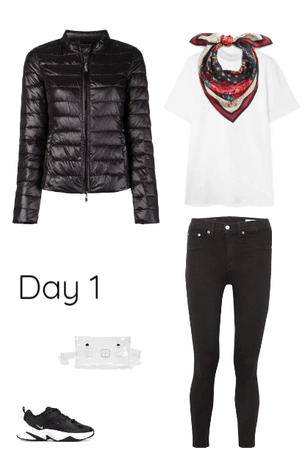 Day 2 - Theme Park Outfit