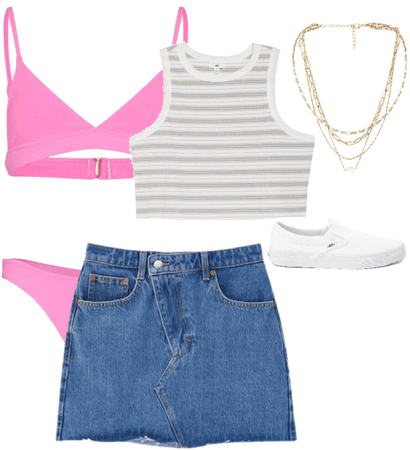 random OBX outfits