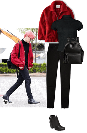 jimin outfit inspired