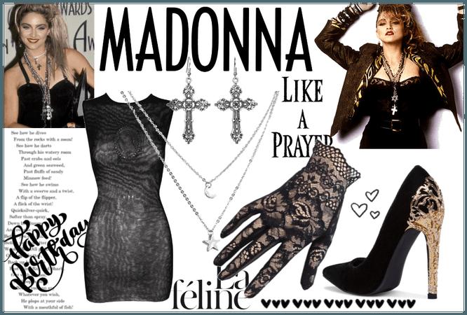 Madonna Love