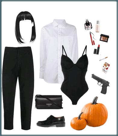 mia wallace halloween