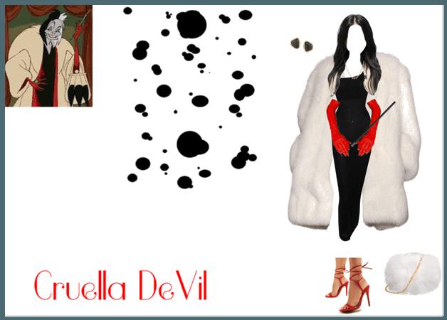 Cruella DeVil😈❤️🐾