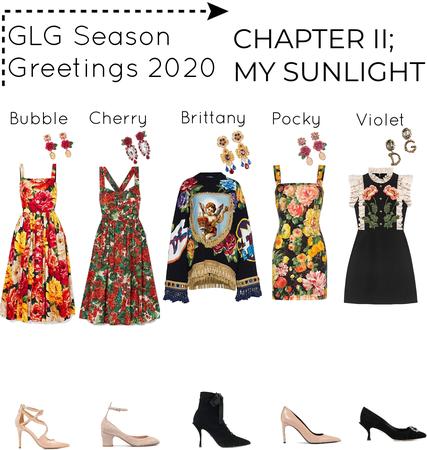 GLG|Season Greetings 2020|Chapter ii;My Sunlight