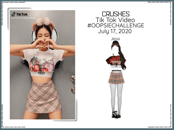 Crushes (호감) [Jessi] Tik Tok Challenge