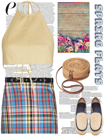 SPRING FLATS- CARRIE FORBES