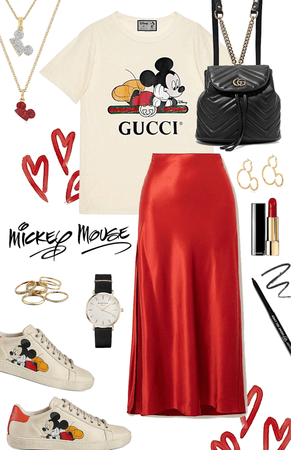 Disney Inspired : Mickey Mouse