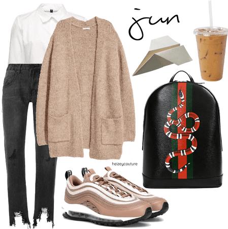 uni w/ seventeen: jun
