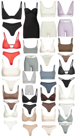 underwear skims